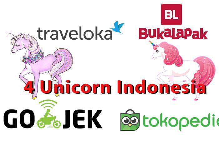 Hadapi 2020, Unicorn Indonesia Dituntut Makin Profesional