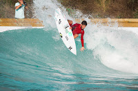 Filipe Toledo at Wavegarden Cove Pacotwo
