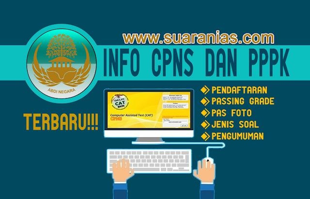 Seleksi Penerimaan CPNS dan PPPK Tahun 2021 Segera di Buka, Berikut Jadwalnya