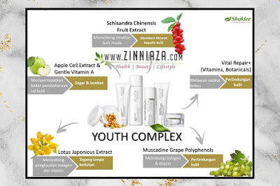 youth complex shaklee