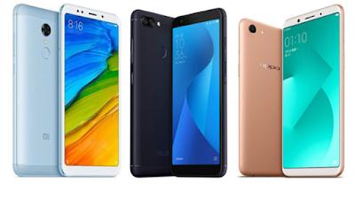 8 Smartphone Android Harga Satu Juta Terbaik
