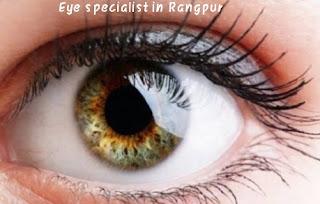 Eye specialist in Rangpur