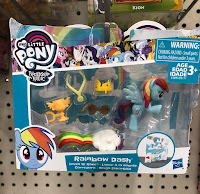 My Little Pony FiM Collection Rainbow Dash - Loves to Race