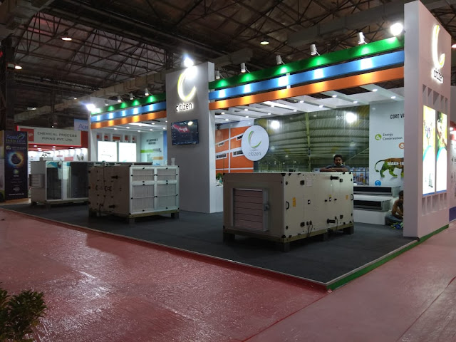 Citizen Industries - Indian Pharma Expo 2019
