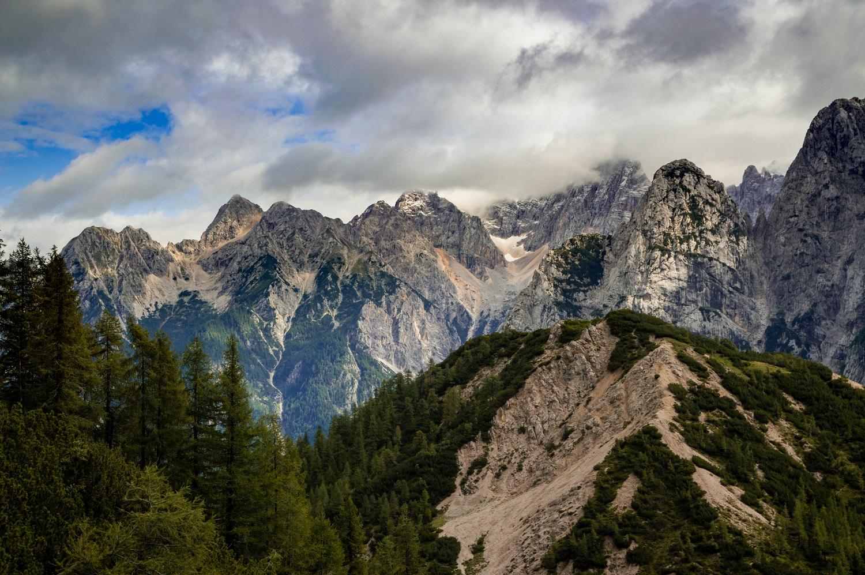 Słowenia Alpy Julijskie