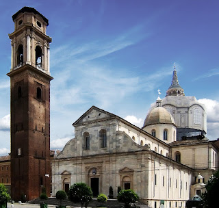 Turin's duomo - the Cattedrale di San Giovanni Battista