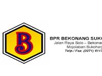 Lowongan Kerja Bagian Operasional di PT. BPR Bekonang - Sukoharjo