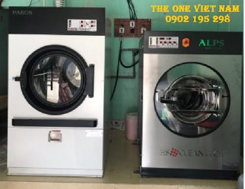Phân phối máy giặt công nghiệp Hàn Quốc tại Kiên Giang