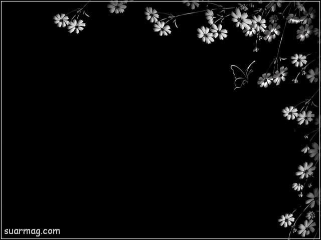 صور خلفيات - خلفيات سوداء 3   Wallpapers - Black Backgrounds 3
