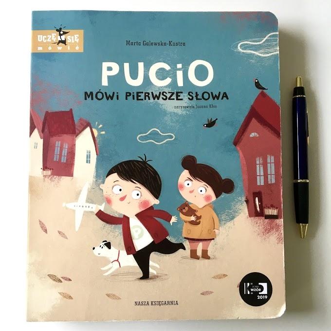 'Pucio mówi pierwsze słowa' - recenzja