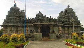 Hoysala Mallikarjuna Temple Hirenallur Tarikere Chikmagalur