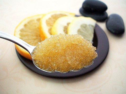 Le sucre et le citron