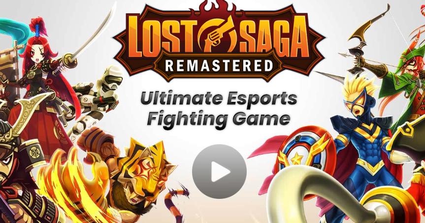 Lost Saga Remastered