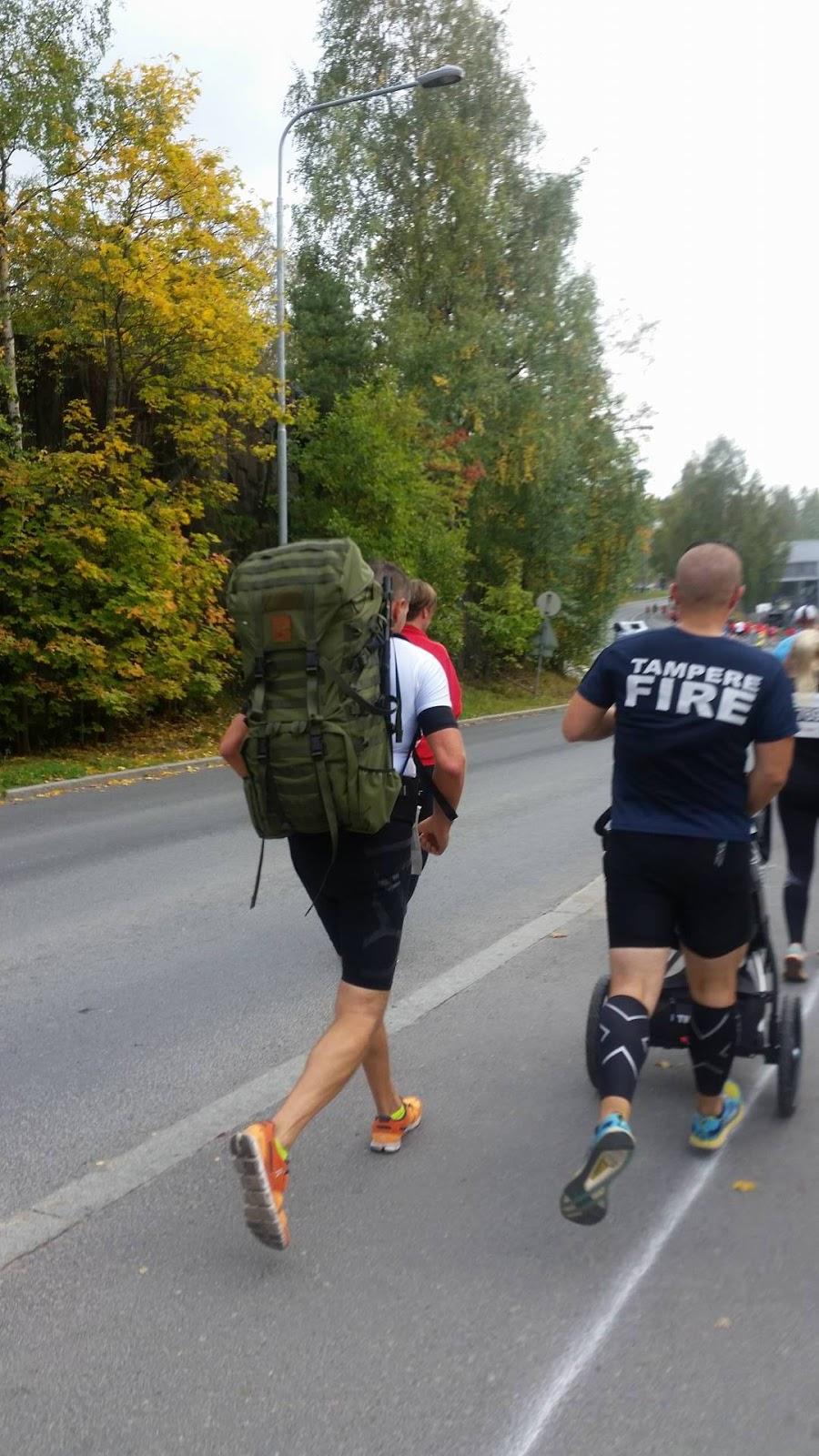 puolimaraton harjoitusohjelma Raahe