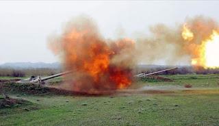 Semakin Memanas, Perang Di Perbatasan Azerbaijan Dan Armenia Tewaskan 7 Tentara Azerbaijan