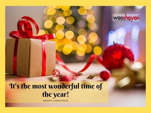 merry Christmas with quotes