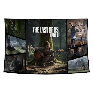 The Last Of Us Wall Art