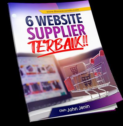 Ebook Percuma - 6 Website Supplier