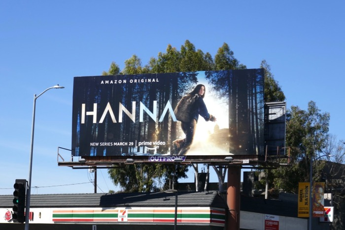 Hanna series billboard