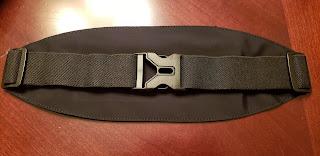 Looks neat waist belt running belt