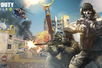 Kini Game Call Of Duty Mobile Bisa Dimainkan di iOS