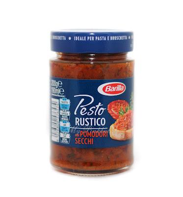 Barilla Pesto Rustico Tomates secos