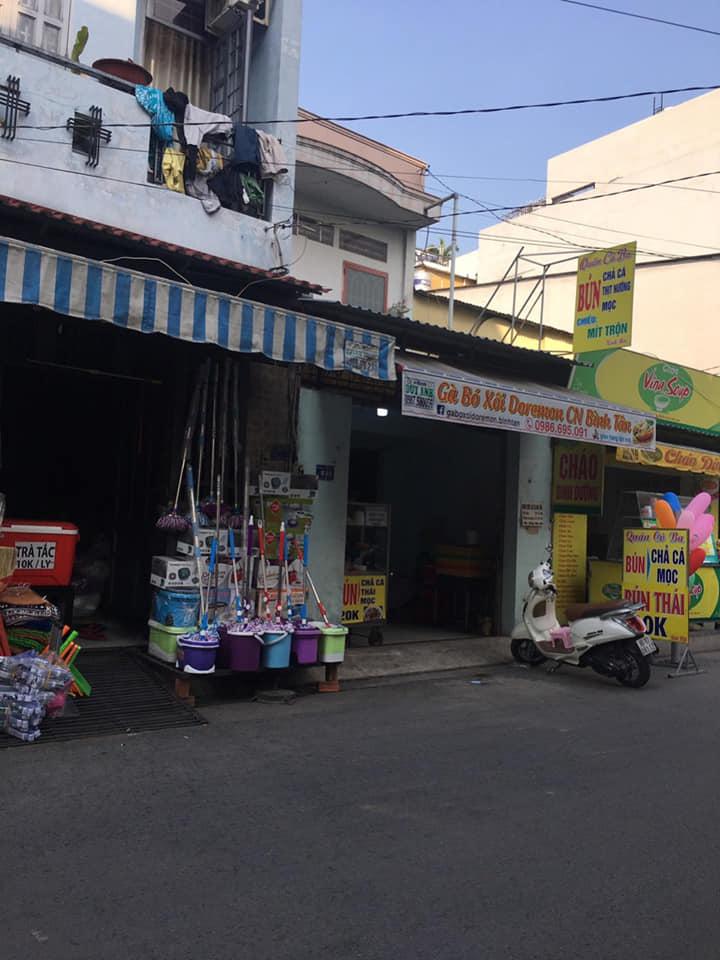 Bán nhà Mặt tiền đường sô 11 phường Bình Hưng Hòa quận Bình Tân. Dt 4x13m