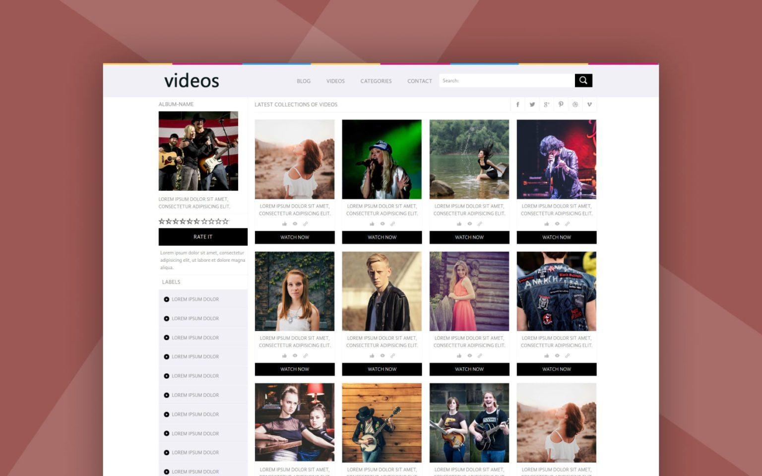 plantilla-blogger-gratis-video