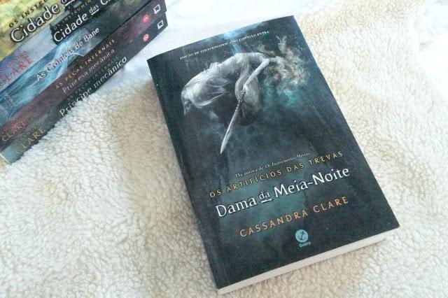 Resenha Dama da Meia-Noite Cassandra Clare