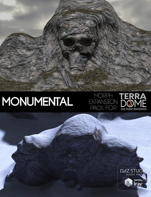 Monumental for TerraDome 3