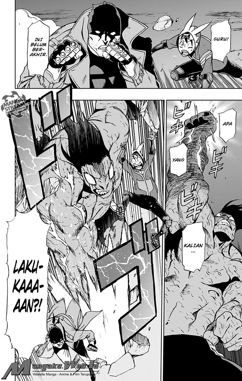 Vigilante – Boku no Hero Academia Illegals Chapter 06-25