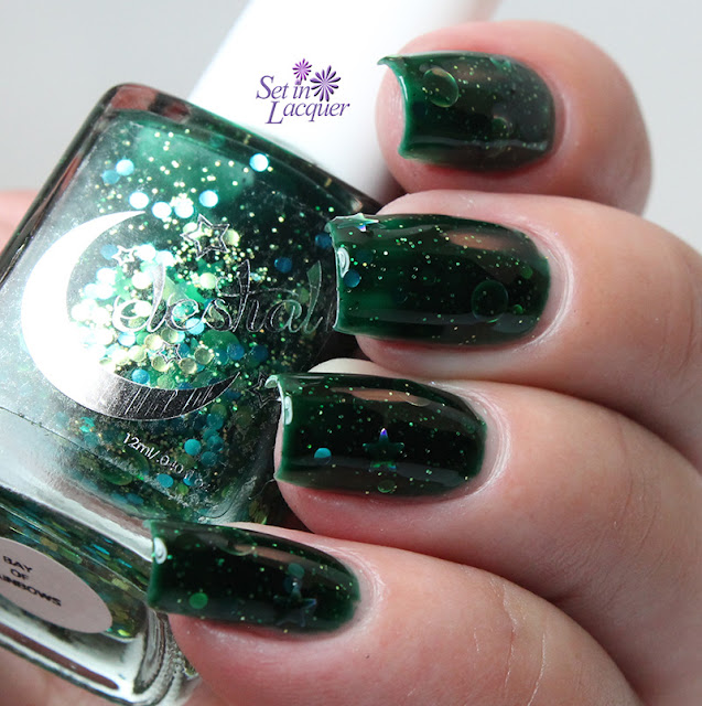 Celestial Cosmetics - Bay of Rainbows