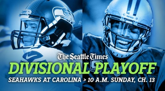 Seahawks compared to. Panthers: Recognizable invaders satisfy all over again Saturday in NFC Divisional playoff