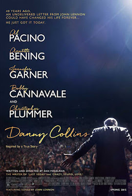 Poster Danny Collins 2015 Dual Audio HD 720p