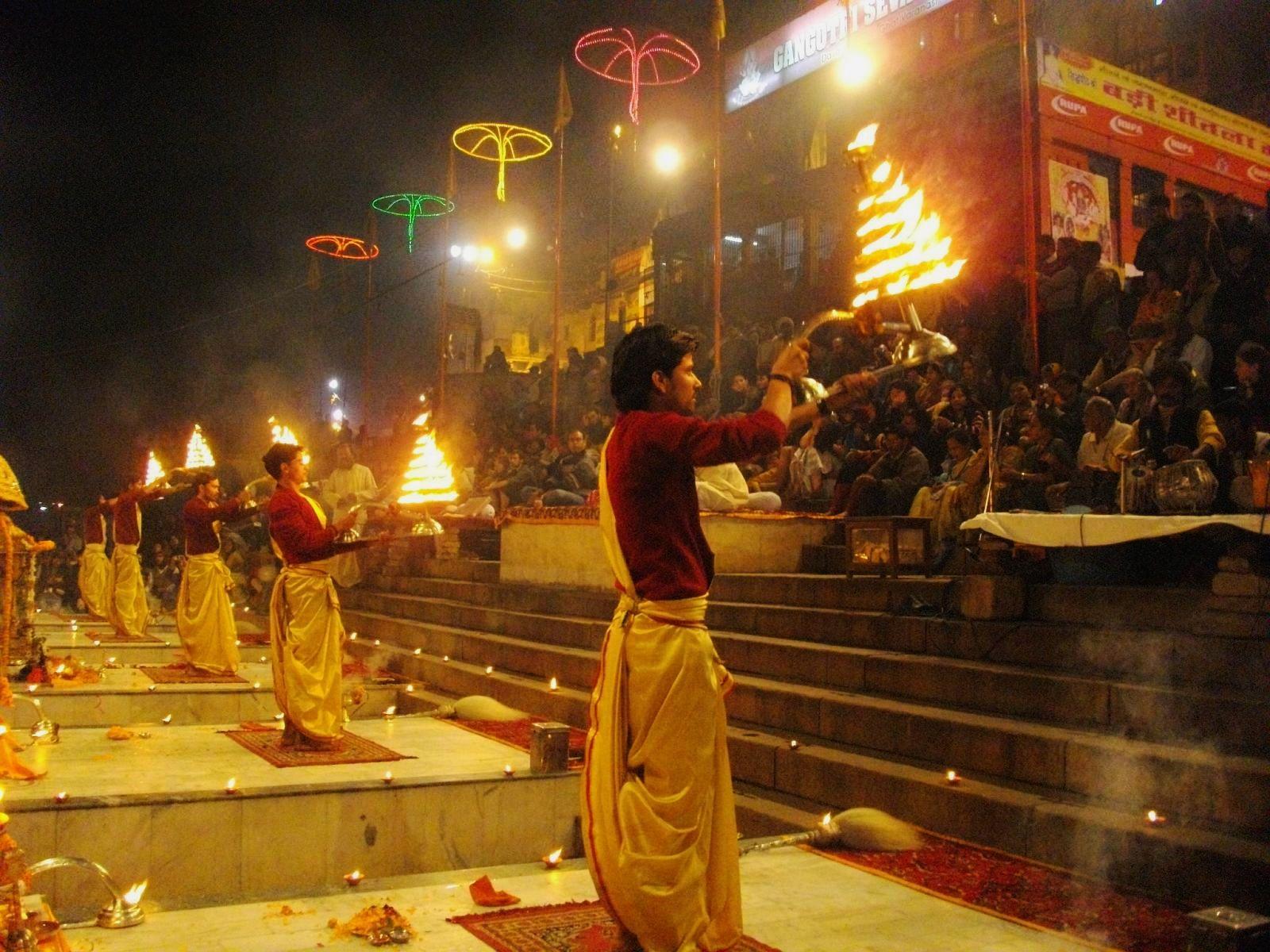 Ganga-Aarti-in-Rishikesh
