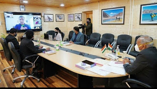 Ladakh launched 'YounTab Scheme'