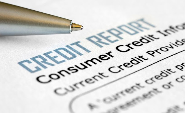 how to improve your credit score report