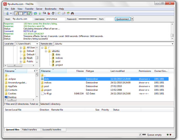 FileZilla 3.29.0 Free Download