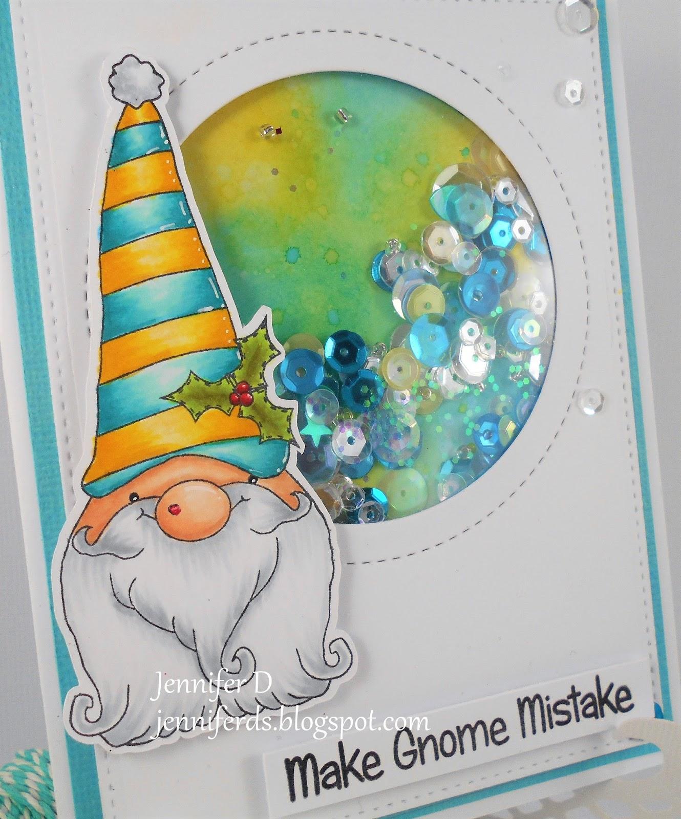 JenniferD's Blog: Make Gnome Mistake