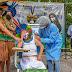 Porto Seguro - Indígenas da Reserva da Jaqueira recebem primeiras doses da vacina contra a Covid-19