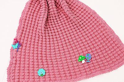 7 - Crochet, imagen linda sencilla cobija a relieve. Majovel Crochet