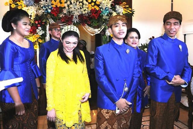 Cucu Jokowi Berjenis Kelamin Laki-Laki