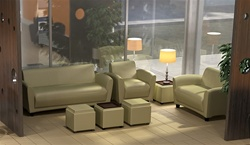 Santa Cruz Lounge Furniture by Mayline