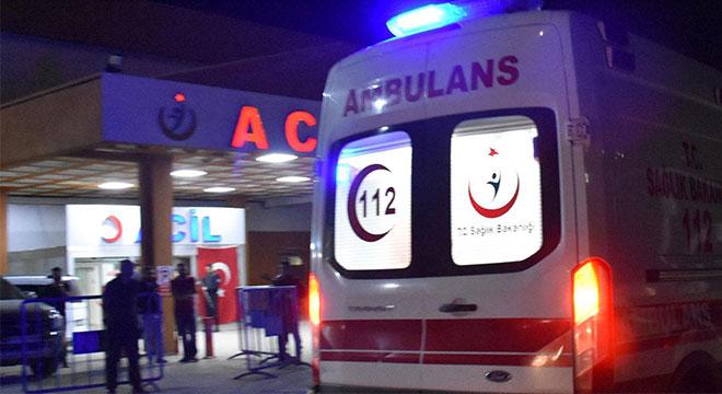 Çınar Aşağıkonak'ta amcaoğulları arasında silahlı kavga: 2 yaralı