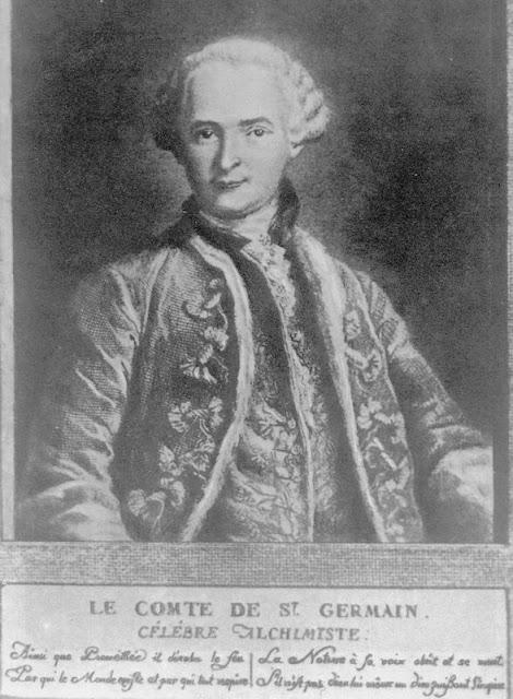 El Conde de Saint Germain, ¿un verdadero inmortal? ¿un alquimista que logró encontrar el secreto de la vida eterna? ¿un maestro ascendido?