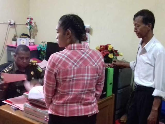 Berkas Kasus Lengkap, 3 Pemilik Ganja Diserahkan ke Kejari Jayapura