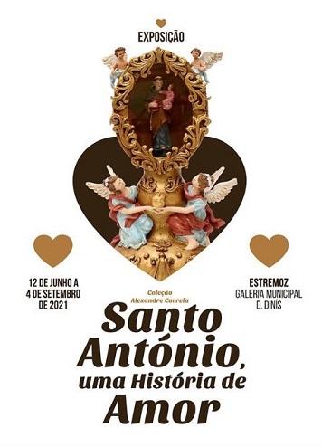 Santo António, uma História de Amor - Colecção Alexandre Correia