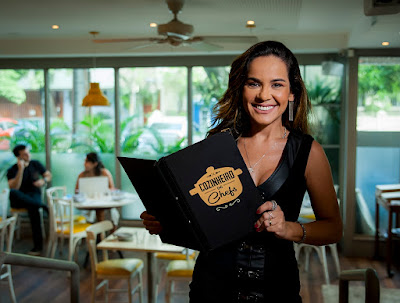 A apresentadora Isabele Benito - Crédito: Divulgação/SBT