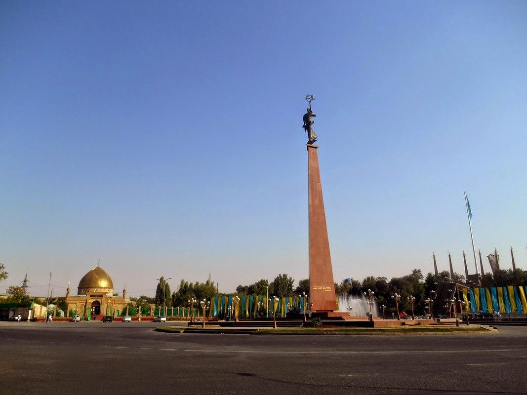 shymkent kazakistan