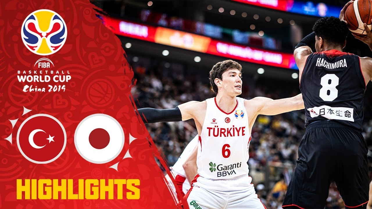 Turkey def. Japan, 86-67 (HIGHLIGHTS) FIBA World Cup 2019
